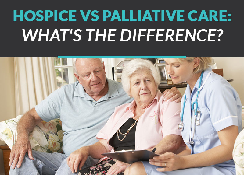 Hospice vs Palliative Care