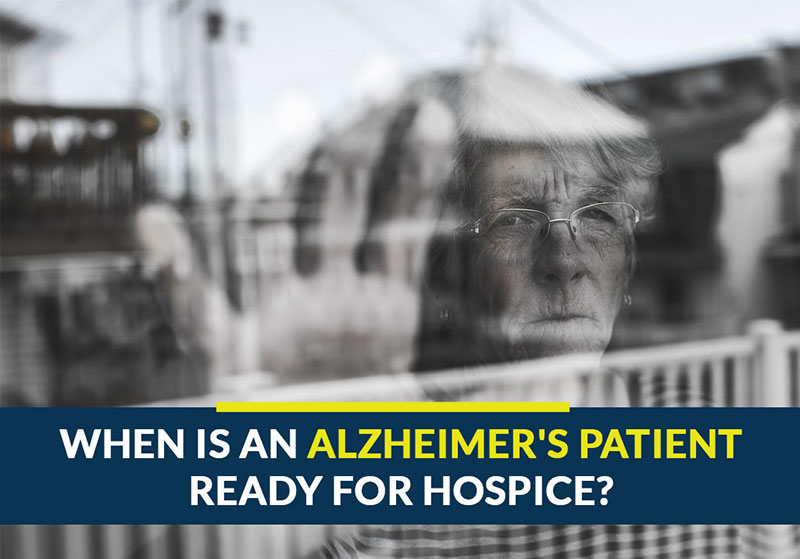 hospice for Alzheimer's patients