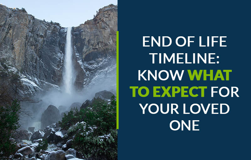 end of life timeline: know what to expect for your loved one